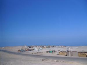 The coast, south of Iquique